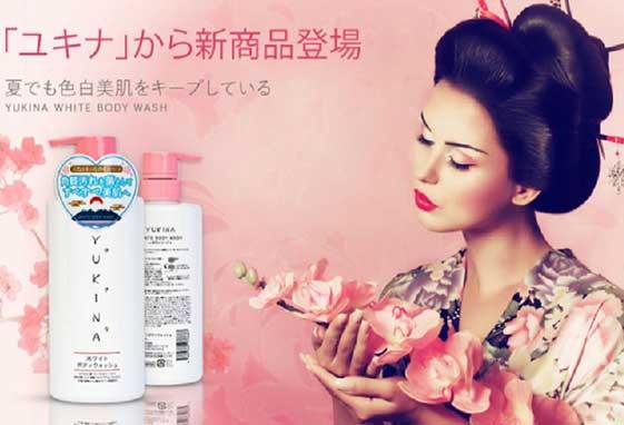 công-dụng-Sữa-tắm-trắng-da-yukina